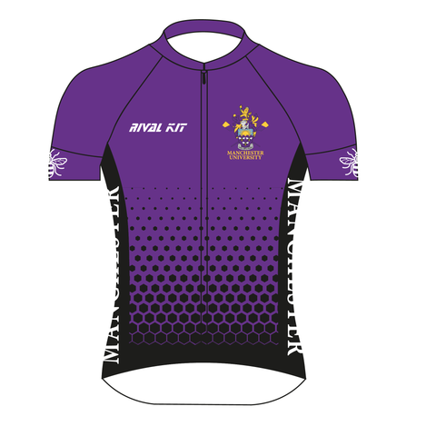 (Same Day Dispatch) Manchester University Boat Club Cycling jersey