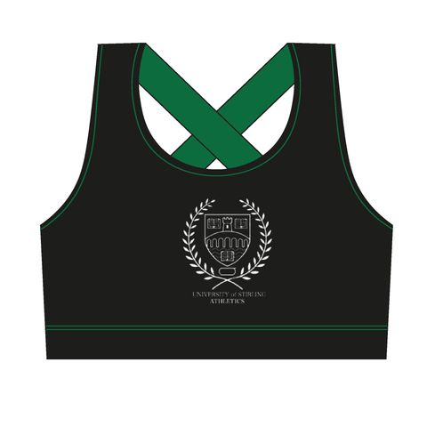 Stirling University Athletics Club Sports Bra