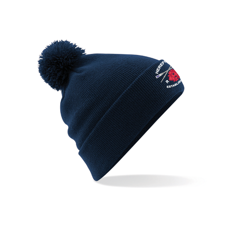Hereford Rowing Club Bobble Hat