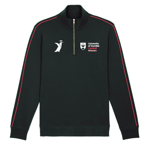 Dundee University Women's FC Bespoke Q-Zip