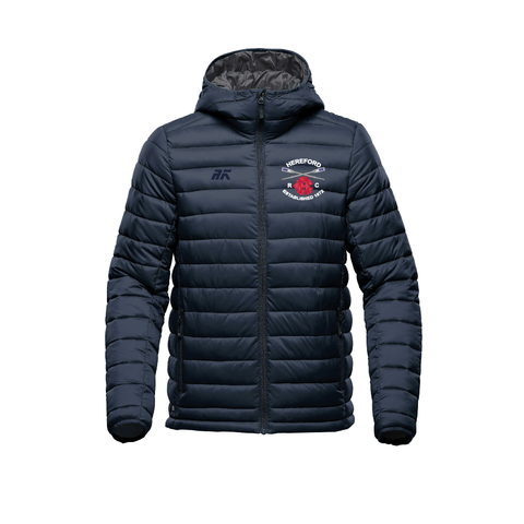 Hereford Rowing Club Stormtech Puffa Jacket