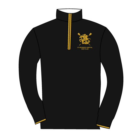 St George's Hospital Boat Club 1/4 Zip