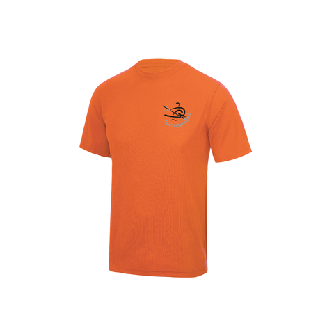 Team Oarsome Indoor Rowing Club Gym T-shirt