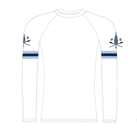 Shandon Boat Club Long Sleeve Base-Layer Design 2