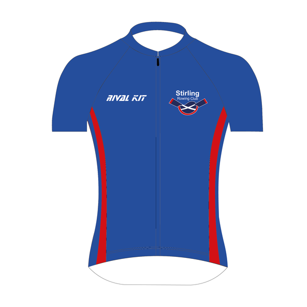 Stirling RC Cycling Jersey Design 2
