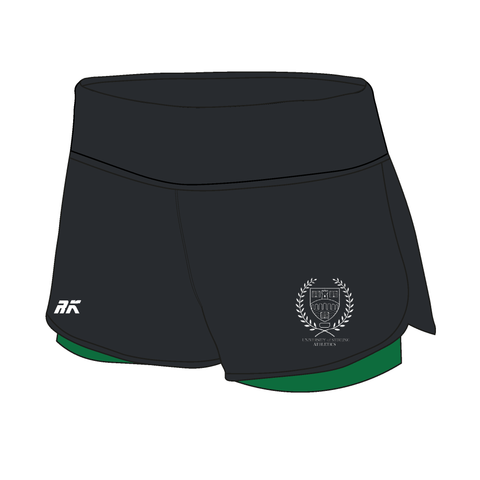 Stirling University Athletics Club Female Gym Shorts