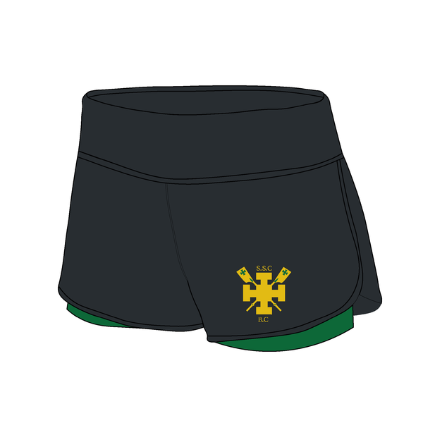 (Same Day Dispatch) St. Chad's College BC Female Gym Shorts