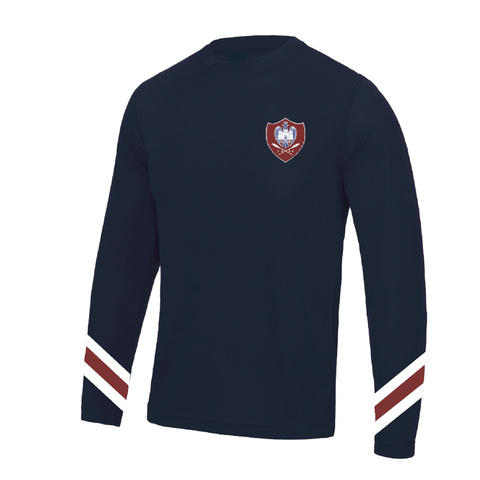 Bedford RC Long Sleeve Gym T-shirt