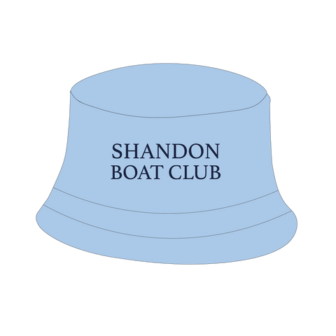 Shandon Boat Club Reversible Bucket Hat