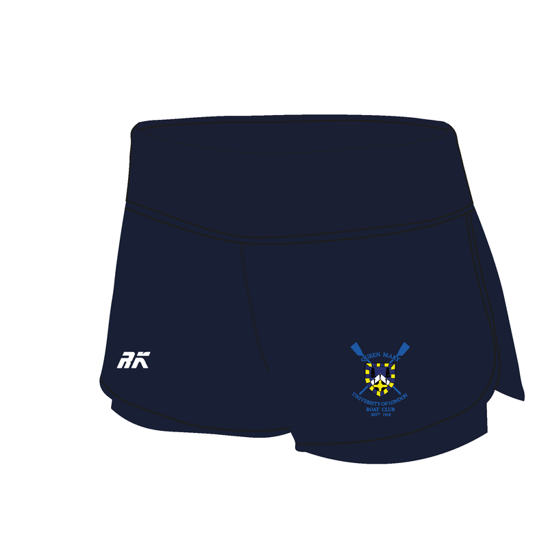Queen Mary University of London BC Female Gym Shorts