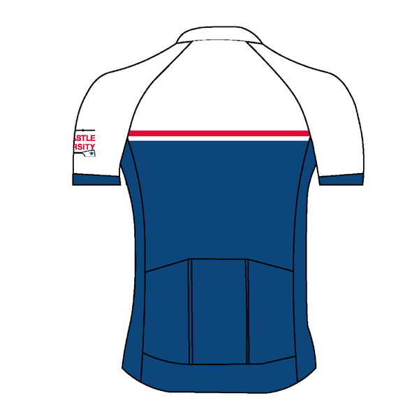 (Same Day Dispatch) Newcastle University BC Short Sleeve Cycling Jersey