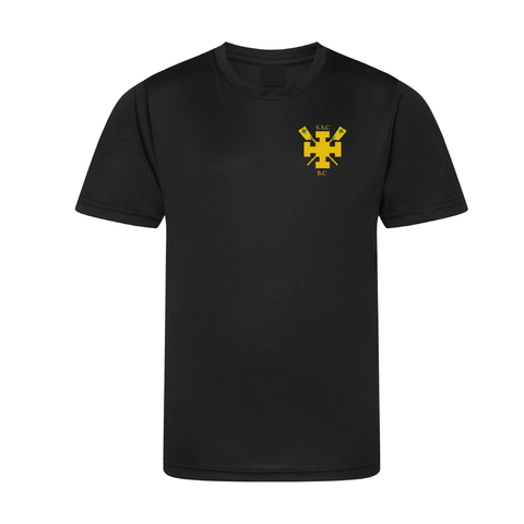 St. Chad's College BC Short Sleeve Gym T-Shirt
