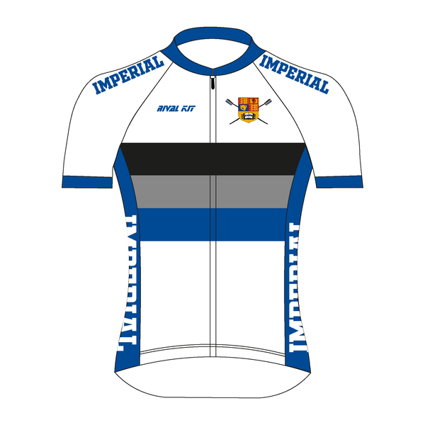 Imperial College Boat Club Alumni Short Sleeve Cycling Jersey