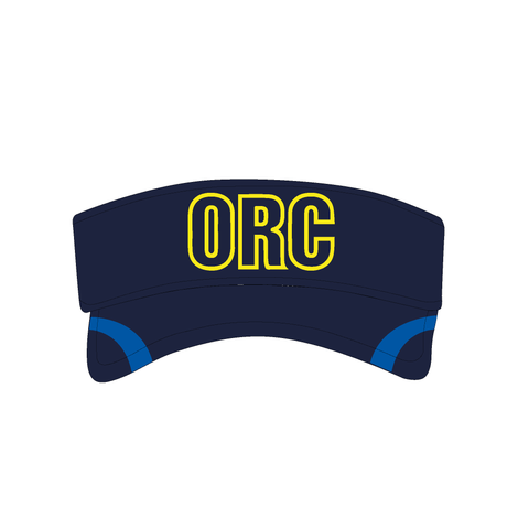 Olderfleet Rowing Club Visor