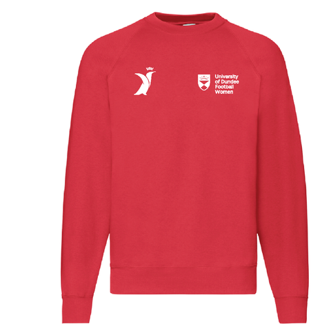 Dundee University Women's FC Sweatshirt