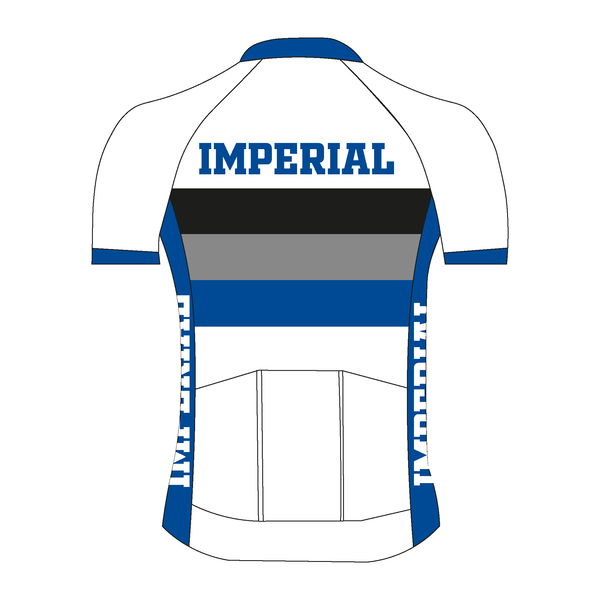 Imperial College Boat Club Short Sleeve Cycling Jersey