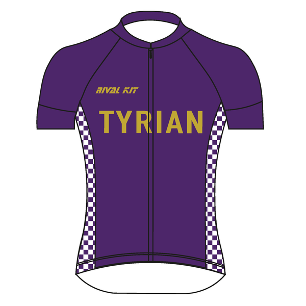 (Same Day Dispatch) Tyrian BC Cycling Jersey