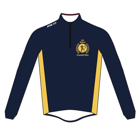 Cardiff Met Boat Club Thermal Splash Jacket