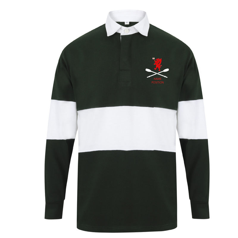 Jesus College Boat Club Committee Rugby Shirt