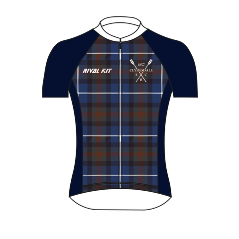 Clydesdale Tartan Cycling Jersey