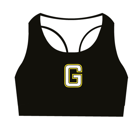 Glasgow University BC Sports Bra