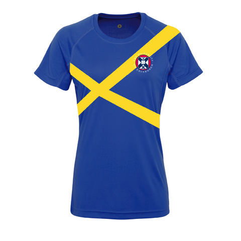 The University of Edinburgh Women's Cricket Strip