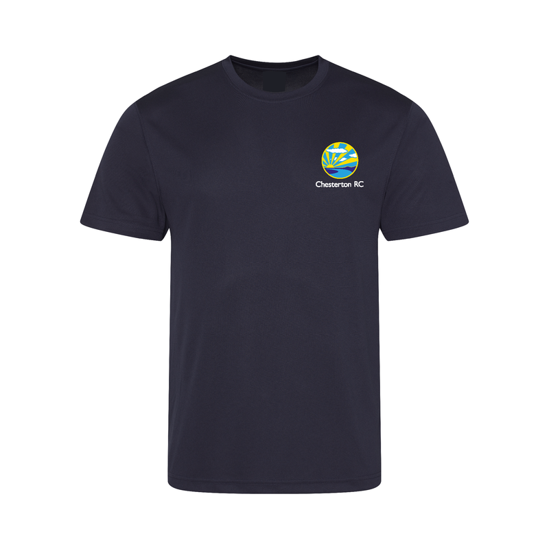 Chesterton Rowing Club Gym T-shirt