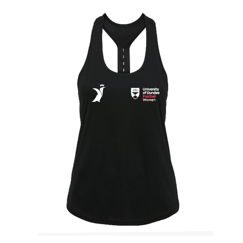 Dundee University Women's FC Gym Vest