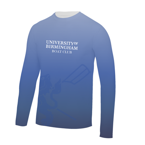 Birmingham University BC Long Sleeve Gym T-Shirt