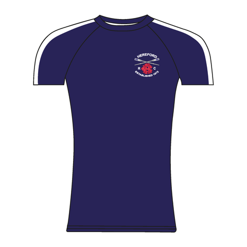 Hereford Rowing Club Navy Baselayer