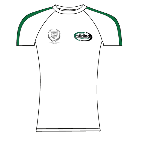 Stirling University Athletics Club Short Sleeve Baselayer