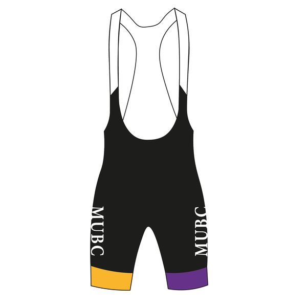 Manchester University Boat Club Bib Shorts