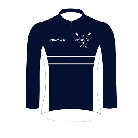 Clydesdale Long Sleeve Cycling Jersey