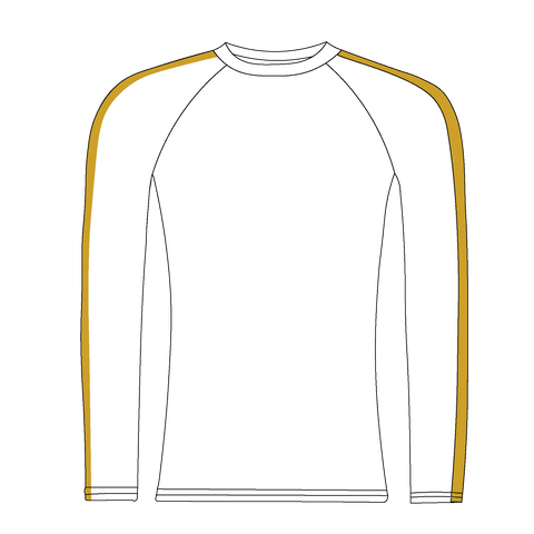 St. George's Hospital Boat Club Long Sleeve Base-Layer
