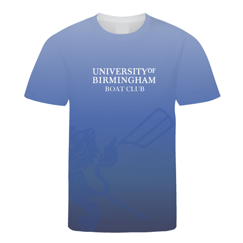 Birmingham University BC Short Sleeve Gym T-Shirt