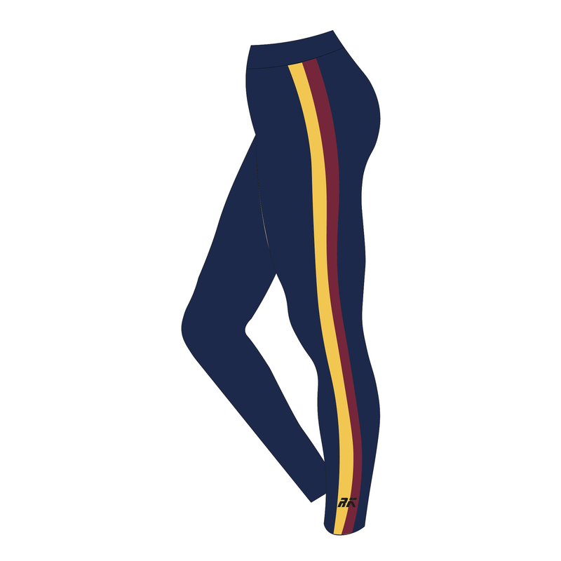 Cardiff Met Rowing Club Leggings