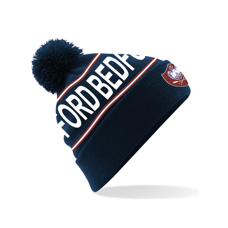 Bedford RC Bobble Hat