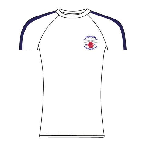 Hereford Rowing Club White Baselayer