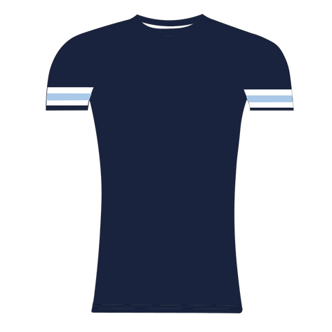Shandon Boat Club Short Sleeve Base-Layer