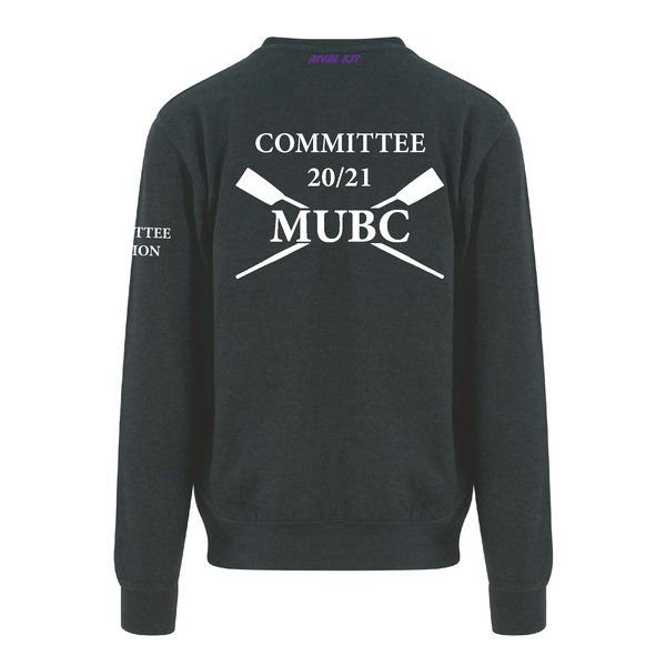 Manchester University Boat Club Committee Sweatshirt