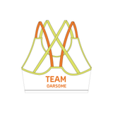 Team Oarsome Indoor Rowing Club Strap-Back Sports Bra