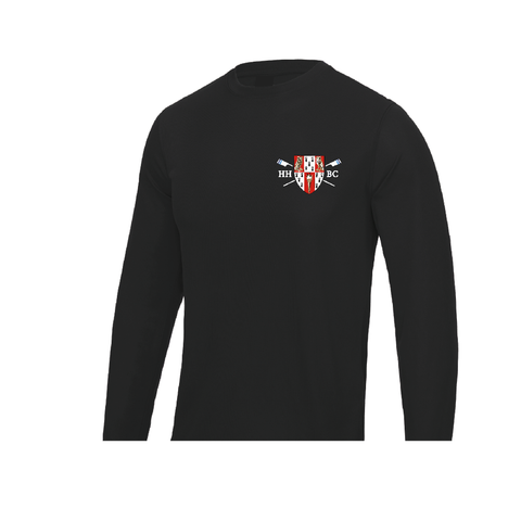 Hughes Hall BC Long Sleeve Gym Top