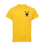 SPRC Yellow Gym T-shirt