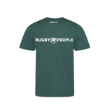 Rugby People Short Sleeve Gym T