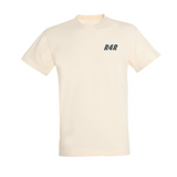 R4R Natural Cotton T-Shirt