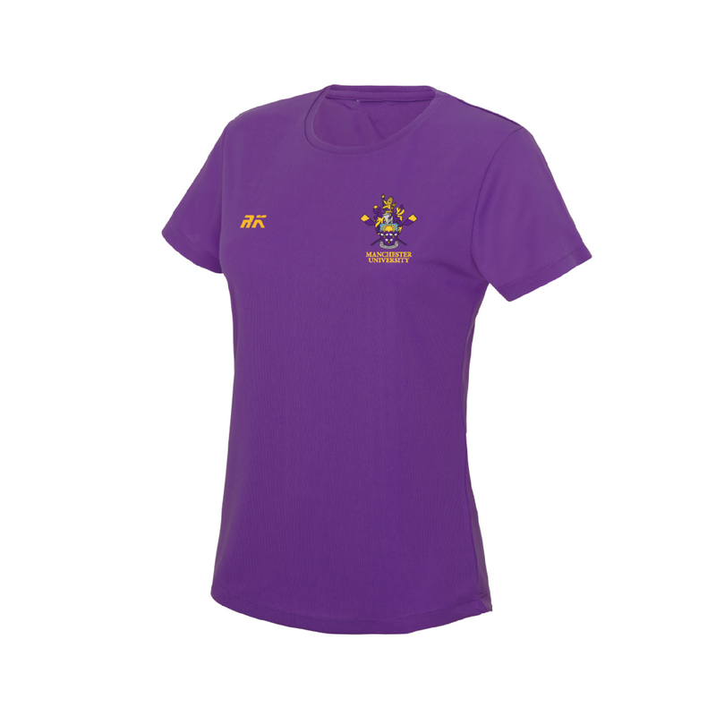(Same Day Dispatch) Manchester University Gym T-shirt