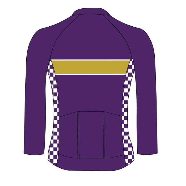 (Same Day Dispatch) Tyrian Cycling Long Sleeve Jersey