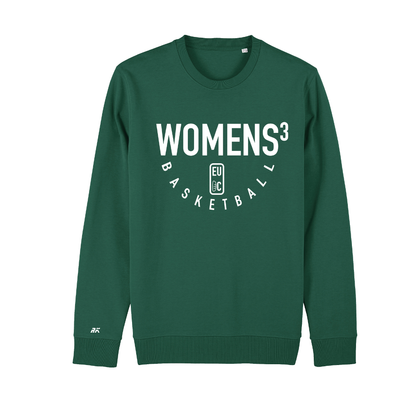 EUBC Woman 3s Sweatshirt