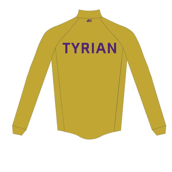 Tyrian Splash Jacket