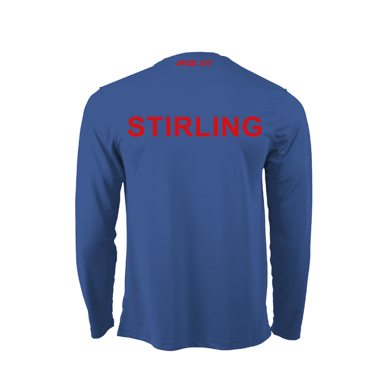 (Same Day Dispatch) Stirling RC Long Sleeve Gym T-shirt